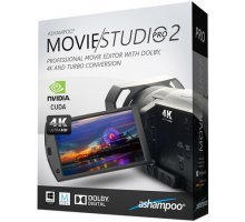 Ashampoo Movie Studio Pro 2.0.9.7 rus редактор HD-видео