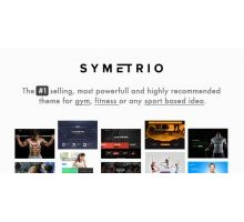 Symetrio 4.5 адаптивный шаблон wordpress