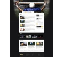 SportClub 1.58 rus адаптивный спортивный шаблон wordpress