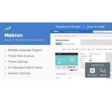 Makron Smart Website Analyzer 1.2.0 анализ сайта