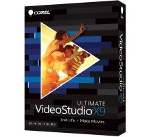Corel VideoStudio Ultimate X9 19.1.0.12 видео редактор