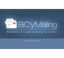 AcyMailing Enterprise 5.0.0 rus компонент Joomla