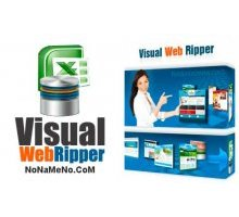 Visual Web Ripper 3.0.7 парсер контента