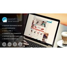 Leo Shopping 1.6.1.1 адаптивный шаблон wordpress