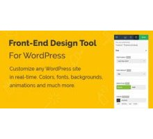Yellow Pencil 5.3.4 плагин wordpress