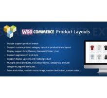 Woocommerce Products Layouts 2.2.21 плагин wordpress