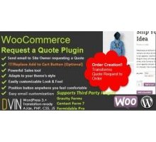 WooCommerce Request a Quote 2.35 плагин wordpress