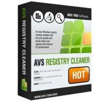 AVS Registry Cleaner 3.0.2.271 rus оптимизация windows