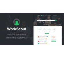 WorkScout шаблон тема wordpress