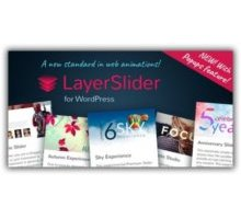 LayerSlider адаптивный слайдер плагин wordpress