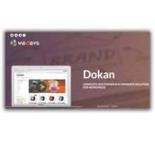 Dokan Pro плагин и Dokan Theme адаптивный шаблон wordpress