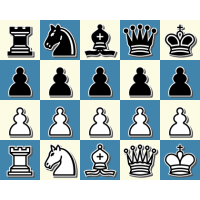 Lucas Chess Stable игра шахматы