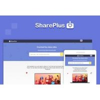 Shareplus загрузчик видео с YouTube, Facebook, Instagram