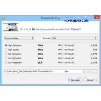 4K Video Downloader скачивание с YouTube
