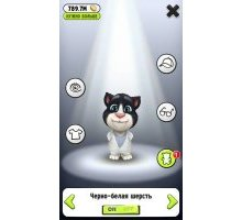 My Talking Tom 3.0.1 rus игра
