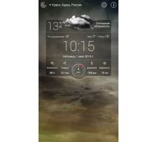 Weather Live 4.5 build 105 rus