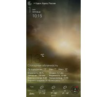 Weather Live 4.5 build 105