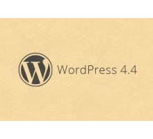 WordPress 4.4 rus CMS скрипт