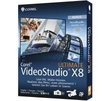 Corel VideoStudio X8 18.6.06 rus Ultimate обработка видео