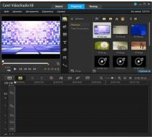 Corel VideoStudio X8 18.6.06 rus Ultimate